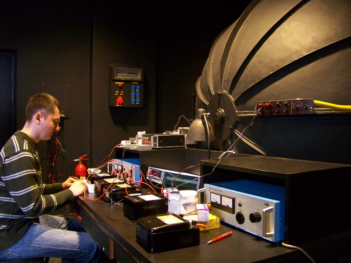 Laboratorium Techniki Świetlnej
