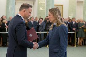 Nominacja Profesora Tomasza Markiewicza | Fot. KPRP